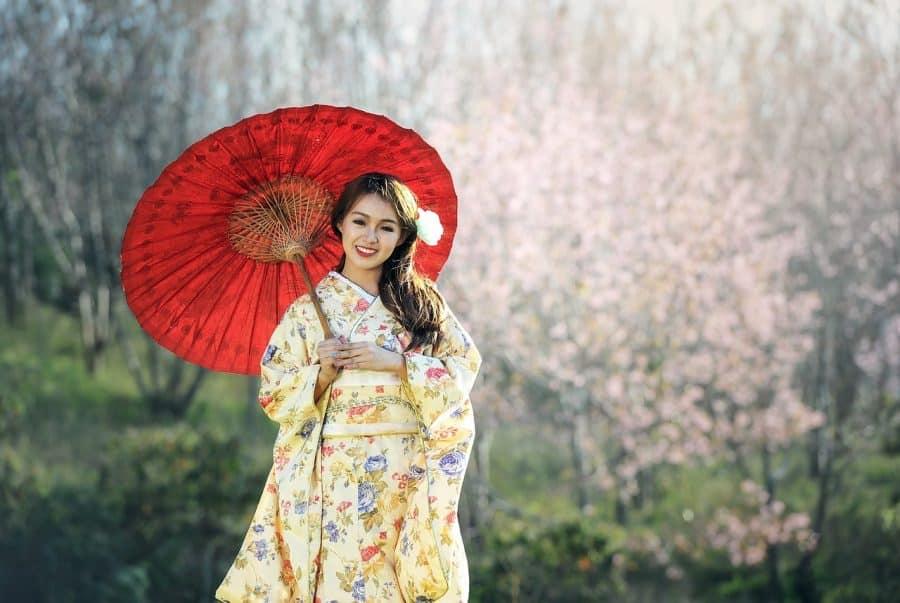 Секреты молодости и красоты японских женщин