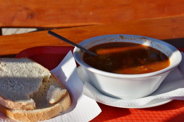 Суп - гуляш
